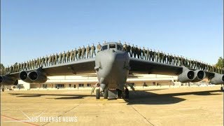 Why America's Enemies Still Fear the B-52 Bomber?