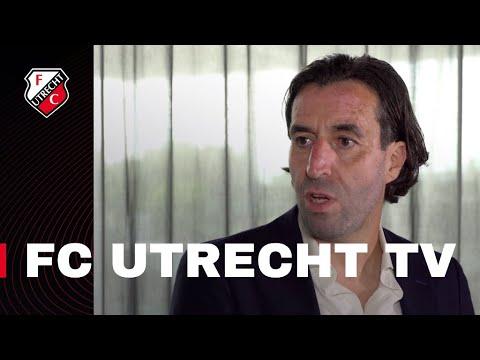 FC UTRECHT TV   RKC-thuis op komst, Khalid Sinouh tafelgast