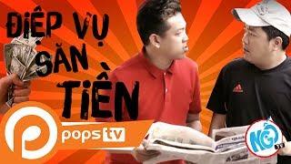POPS TV |  Điệp Vụ Săn Tiền - Về Quê Ăn Tết Tập 1 | NgốTV