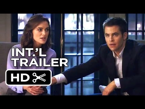 Jack Ryan: Shadow Recruit Official International Trailer #1 (2013) - Chris Pine Movie HD