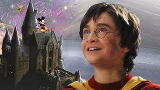 Yesterworld: Disney's Cancelled Harry Potter Land in the Magic Kingdom