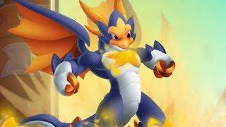 Vũ Liz Dragon City Tập 81 : High Star Dragon , Phần Thưởng Hấp Dẫn Cho Cuộc Đua Heroic !!