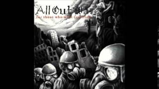 All Out War - For Those Who Were Crucified(1998) FULL ALBUM