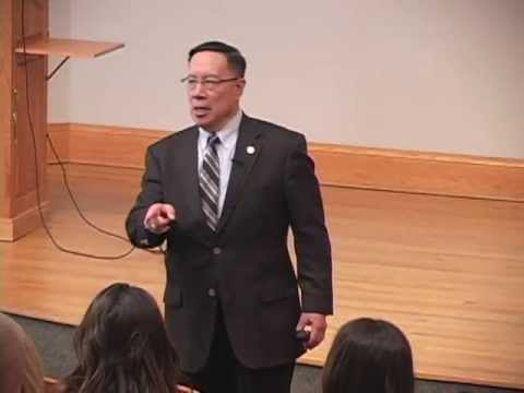 Gus Lee - MEPP Speaker Series - YouTube