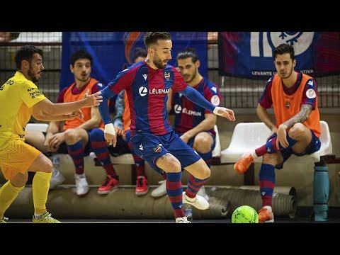 Levante UD - Peñiscola FS Jornada 28 Temp 20-21