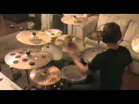 TDG - Home Drum Cover (improv)