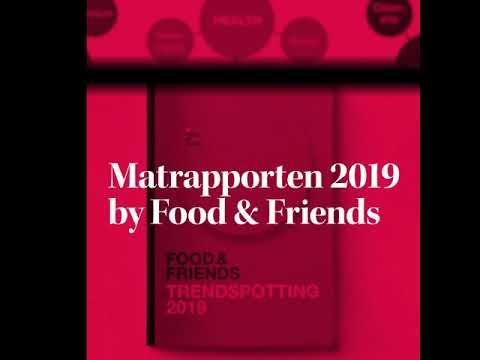 GastroSummit 3-4 Sep, 2019: Matrapporten