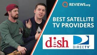 DISH vs DIRECTV - 2018 Satellite TV Provider Battle