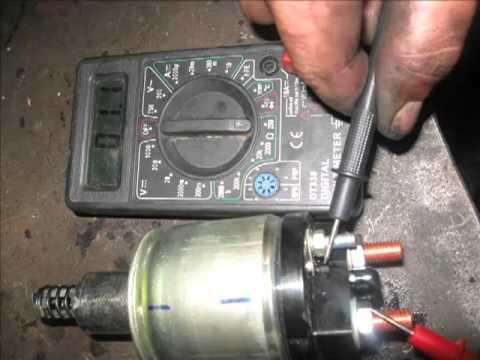 Самостоятельный ремонт стартера на автомобиле Renault Logan | | LABAVTO.COM