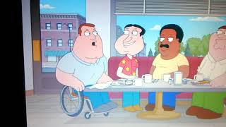 """*2019 Family Guy* Joe has to go """"Poopie"""""""
