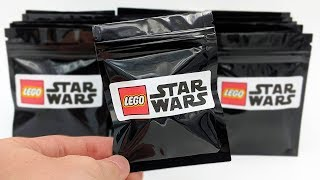Mystery LEGO Star Wars Minifigures - 20 Pack Opening! (RARE Minifigures)