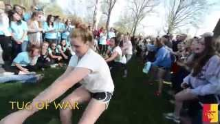 '2014 Greek Games - Pittsburg State University