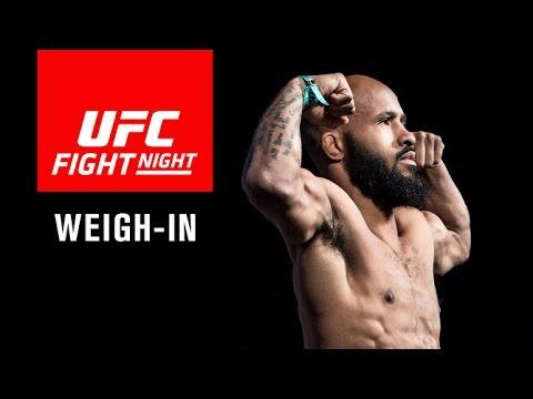 UFC on Fox 24: Transmisja oficjalnej ceremonii ważenia na żywo w MMAnews o północy (+wyniki)
