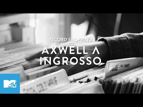 MTV Records: Axwell Λ Ingrosso | MTV Music