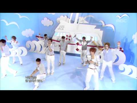ZE:A - Watch Out, 제국의 아이들 - 워치 아웃, Music Core 20110709