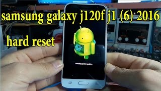 Root + TWRP Recovery Samsung Galaxy J1(6) SM-J120F, SM-J120FN, SM