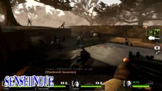 Left 4 Dead 2 demo bemutató 2.rész