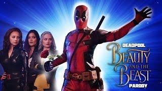 "Deadpool The Musical - Beauty and the Beast ""Gaston"" Parody"