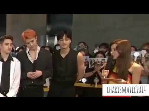 170720  EXO 카이 Red Velvet 슬기 Seulkai Moments @ MCOUNTDOWN