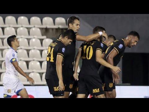 Guarani vs Deportivo Capiata