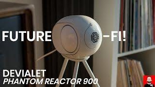 Future-Fi Now! Devialet's Phantom Reactor 900
