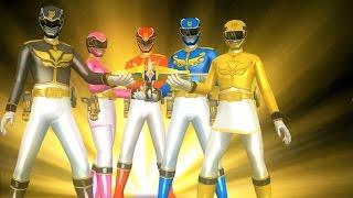 Sieu Nhan Game Play | 5 anh em siêu nhân thiên sứ  | Game Super Sentai Battle Ranger Cross #4