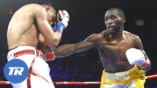 Terence Crawford vs Amir Khan   FREE FIGHT ON THIS DAY