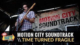 Motion City Soundtrack - Time Turned Fragile (Live 2015 Vans Warped Tour)