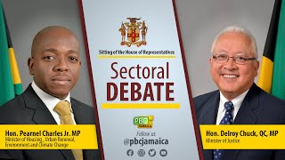 Sitting of the House of Representatives || Sectoral Debate - May 4, 2021