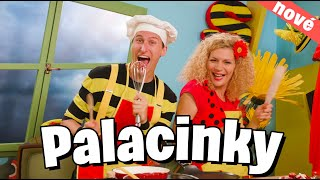 Smejko a Tanculienka - Palacinky