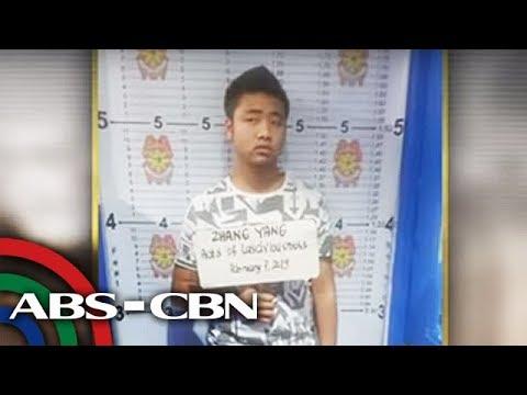 Chinese na umano'y nanghipo ng 3 babae sa Pasay, arestado
