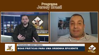 Boas Práticas para uma Ordenha Eficiente - Programa Jersey Brasil #4