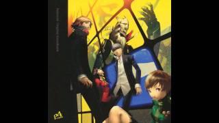 Shin Megami Tensei: Persona 4 ペルソナ4 OST - 39. Music Of Dream
