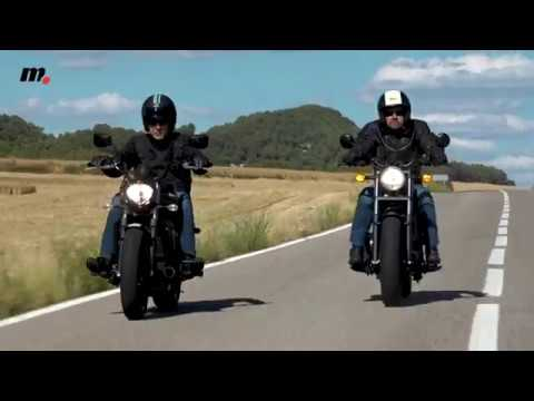 Honda Rebel/ Kawasaki Vulcan S | Comparativo / Test / Review en español | motos.net