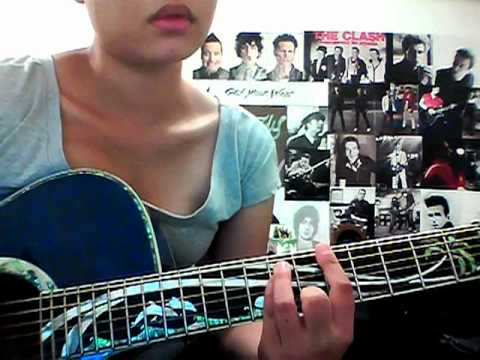 Green Day - No One Knows (Acoustic Cover) w/ Tabs