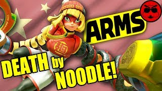 ARMS: Min Min's SPICY Game Secrets!
