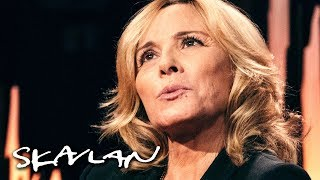 Kim Cattrall reveals why she first said no to playing Samantha in Sex & the City | SVT/NRK/Skavlan