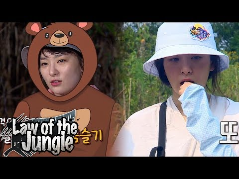 Who Will Taste the Spicy Pepper of Lacandon? It's Seul Gi!! [Law of the Jungle Ep 323]