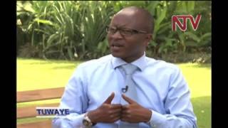 NTV TUWAYE_Frank Gashumba pt1: