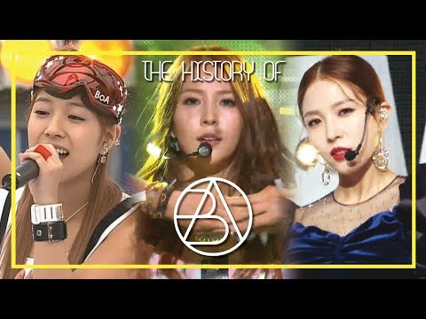 BoA Special ★Since 'ID;Peace B' to 'Woman'★ (1h 19m Stage Compilation)