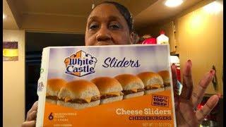 #1240 - Frozen White Castle Cheeseburgers