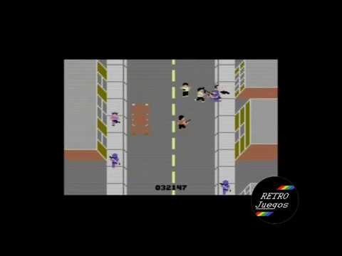 L.A. S.W.A.T. (Commodore 64) - Review de RETROJuegos por Fabio Didone