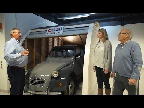 Intervju med gründeren av Igland Garasjen
