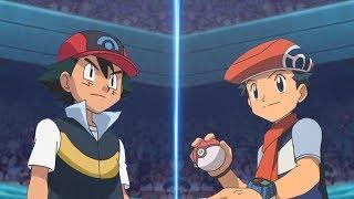 Pokemon Battle USUM: Sinnoh Ash Vs Lucas (Pokemon Anime Vs Pokémon Game)