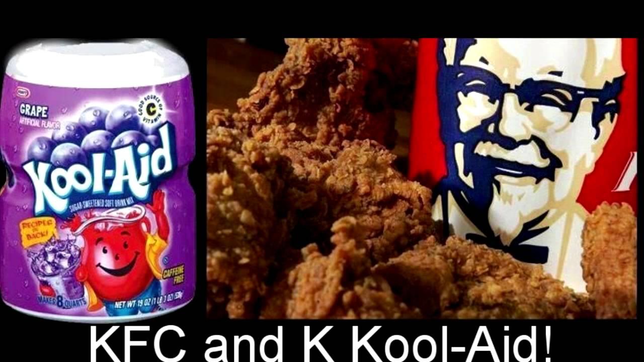 Kfc Black Person: KFC And Kool-Aid (Official Video)