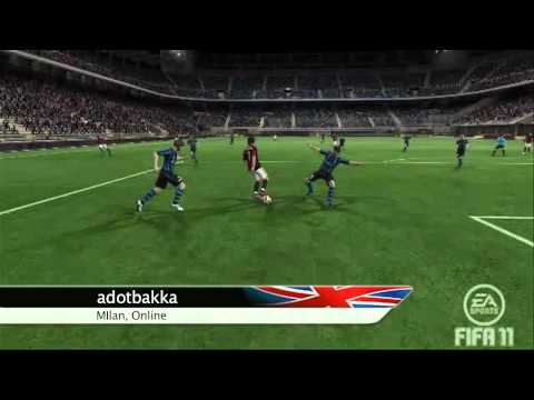 Top But FIFA 11 - Semaine du 24 Janvier 2011 - YouTube