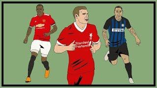 Nainggolan, Milner & Young:  Extending Careers | Tactical Profiles