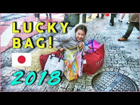 AKHIRNYA UNBOXING LUCKY BAG JEPANG   HEDON BANGET !!!!
