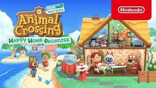 Happy Home Paradise Trailer preview image