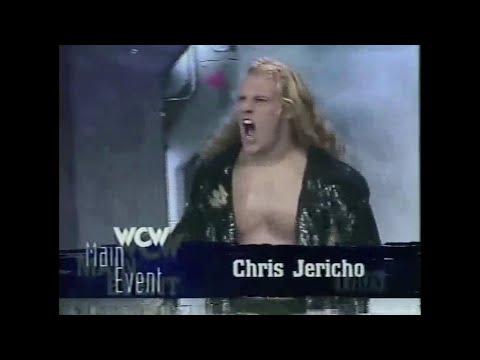 Chris Jericho vs Bobby Eaton   Main Event Nov 9th, 1996